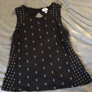 Sleeveless top from old navy